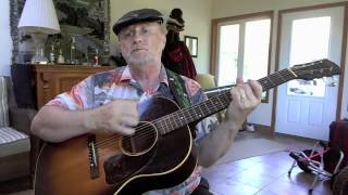 828 - In The Year 2525 - Zager and Evans - acoustic cover by George Possley