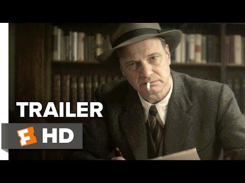 Genius Official Trailer #1 (2016) - Colin Firth, Nicole Kidman Movie HD