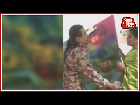 Semi-Nude Paintings Vandalised At Jaipur Art Summit, Painter Thrashed