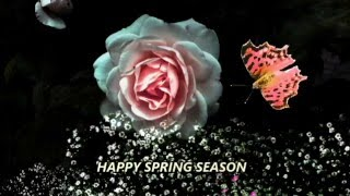 Happy Spring Season Wishes,Blessings,Prayers,Greetings,Quotes,Sms,Sayings,E-card,Whatsapp Video