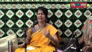 Download Brahmma Mokate - Chethana Acharya  in S L V Temple Udupi. MP3 song and Music Video
