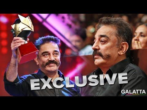 Nammavar Kamal Haasan 60 years in Cinema Special | Galatta Nakshatra Awards