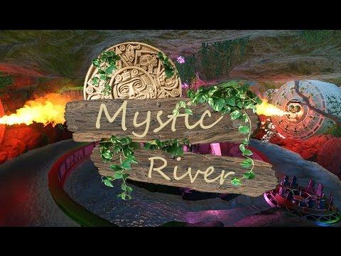 Planet Coaster: Mystic river
