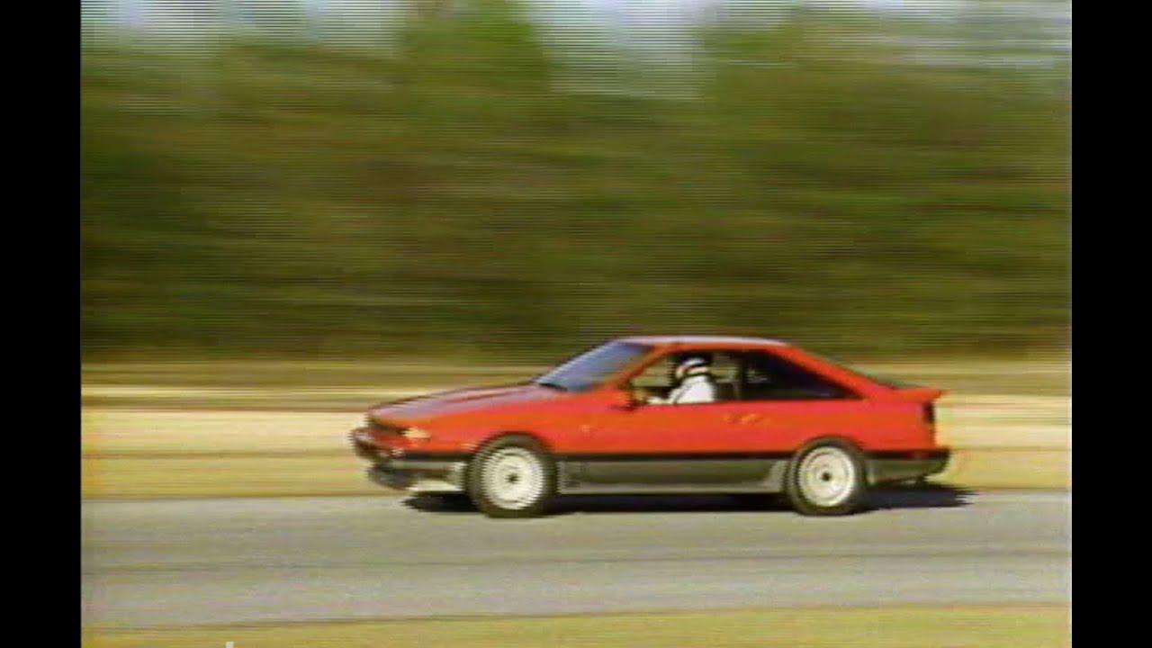 MotorWeek | Retro Review: '87 Nissan 200SX - YouTube