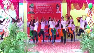 72nd Independence Day Celebration at MLP International School, Rajpura Part 5