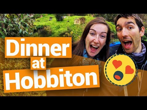Dinner at Hobbiton - New Zealand's Biggest Gap Year – Backpacker Guide New Zealand