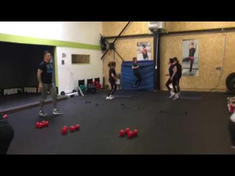 circuit training culture sports salle de remise en forme vannes youtube. Black Bedroom Furniture Sets. Home Design Ideas