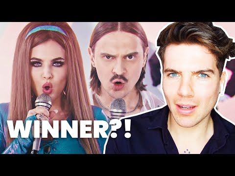 "FIRST REACTION: Little Big ""Uno"" (Russia Eurovision 2020)"