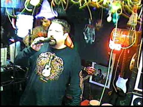 Blinker singt  Aquarius im Karaoke Fun Pub Stuttgart http://www.funpub.de