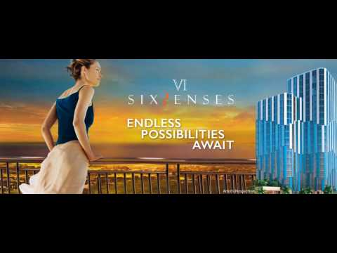 SIX SENSES RESIDENCES - PASAY CITY CONDO FOR SALE - FEDERAL LAND