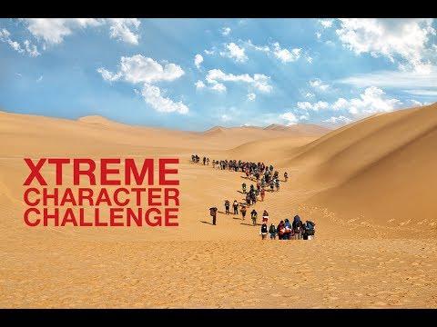 Xtreme Character Challenge 2018 - 4M Egypt