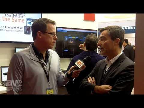 ISE 2015: Gary Kayye Interviews Alex Carru, Owner of Medialon
