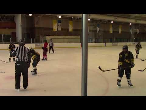Lady Ice Hawks Vs  Nebraska 11/5/17 Part 1