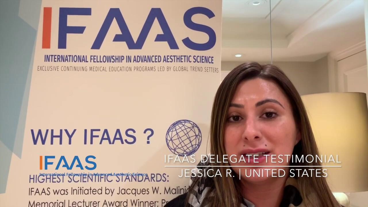 IFAAS Delegate Testimonial - Dr  Tanya J  | United States