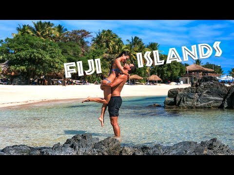 FIJI ISLANDS | 4K DRONE TRAVEL VIDEO | TWO-TRAVELERS - Travel & Lifestyle Blog