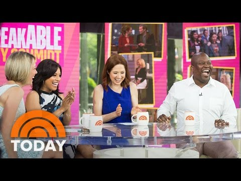 Tituss Burgess Talks 'Kimmy Schmidt' Season 3 And 'Lemonadeing'  TODAY