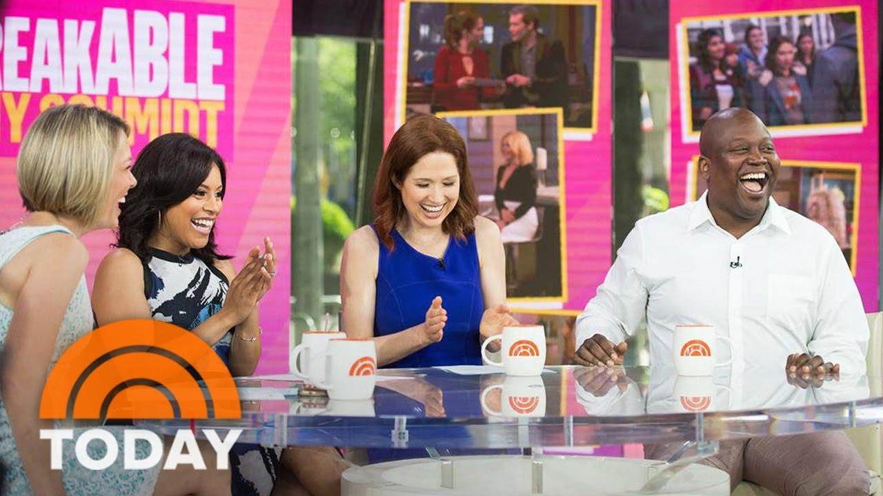 Download Tituss Burgess Talks 'Kimmy Schmidt' Season 3 And 'Lemonade-ing'   TODAY