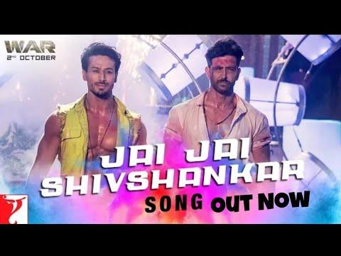 jai-jai-shiv-shankar-song-review,-war-songs,-hrithik-roshan,tiger-shroff,-vishal-and-shekhar