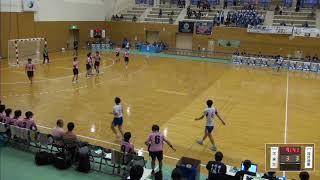 2019年IH ハンドボール 女子 2回戦 不来方(岩手)VS 福井商業(福井)
