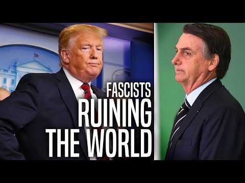 How the Rise of Trump & Bolsonaro May be a Death Sentence for the Planet