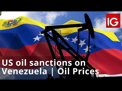 What would US oil sanctions on Venezuela mean for oil prices?