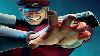 Street Fighter V | М. БАЙСОН В ОНЛАЙН ЗАМЕСЕ