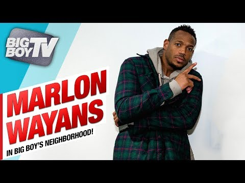 Marlon Wayans on His Upcoming Netflix Special & His