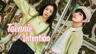 Gambar cover Taennie {FMV} (Taehyung x Jennie) - Intention || Kim Elly
