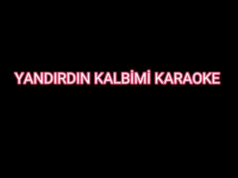 Haluk Levent Yandırdın Kalbimi Karaoke