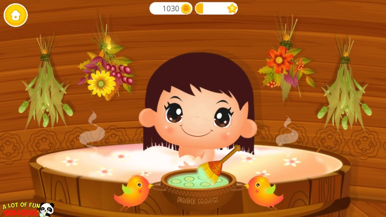 Fun Little Baby Care Toilet, Bath, Dress Up Magic Kids Games for ...