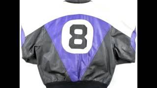 Vintage 8 Ball Jacket smack down -