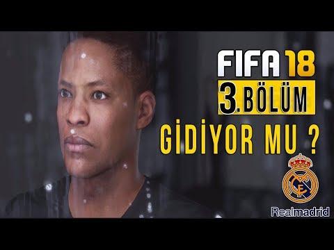 ALEX REAL MADRİD YOLCUSU ! | FIFA 18 YOLCULUK TÜRKÇE BÖLÜM 3