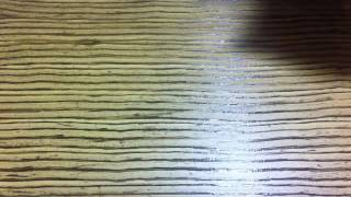 Faux Oak Wood Grain Creative Painting Techniques ( Finger Technique )