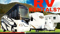 RV Rentals Houston TX| Motorhome Rentals Houston| Travel Trailer Rentals Houston|Call 281-528-5115