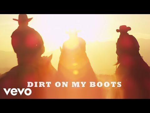 Jon Pardi - Dirt On My Boots (Lyric Video)