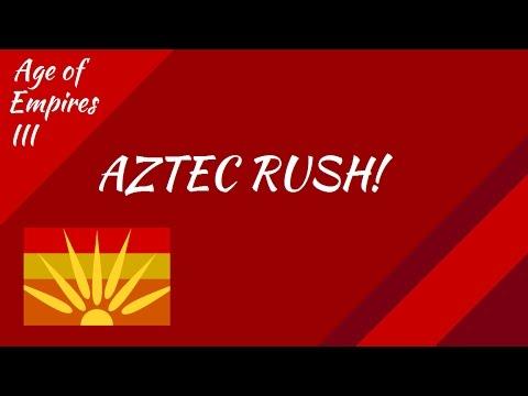 Aztec Rush! AoE III