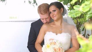 Summer Wedding at Stockton Seaview Resort