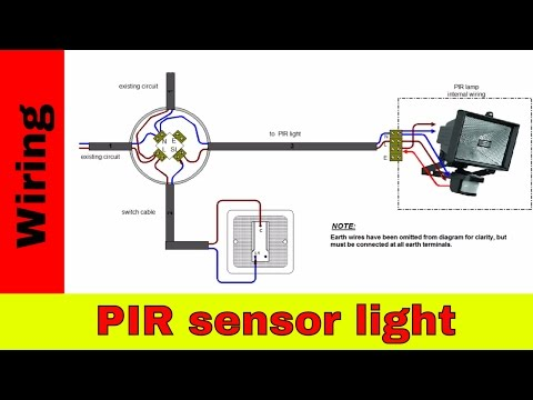 Aboutelectricity wiring diagramselectrical photosmovies how to wire pir sensor light asfbconference2016 Image collections