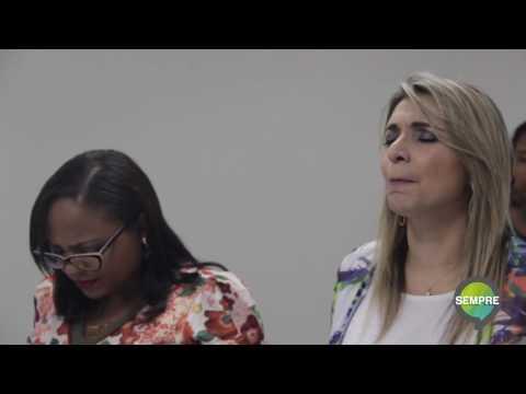 Soraya Moraes ora pela Tv Sempre