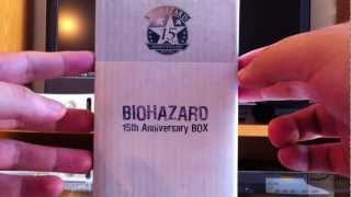 Biohazard 15th Anniversary BOX