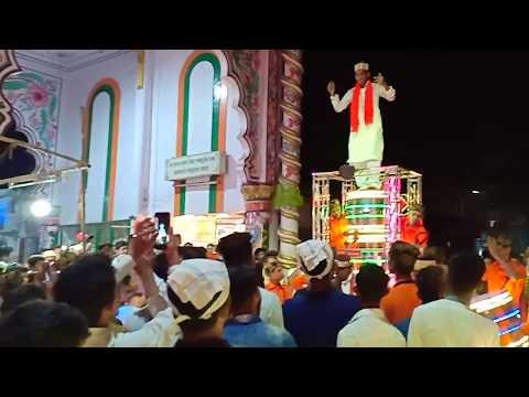 Khwaja Dana dargah chaddar programme 🔊🥁Gulab & party, Surat.🥁🎊 Mo. 97140 30668 📱Mo. 97146 48340📱