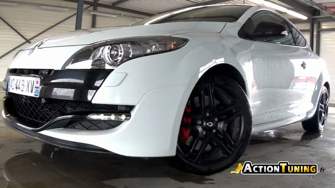 essai renault megane rs iii par action tuning youtube. Black Bedroom Furniture Sets. Home Design Ideas