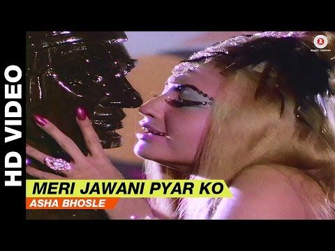 Meri Jawani Pyar Ko - Upaasna | Asha Bhosle | Sanjay Khan & Mumtaz