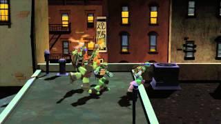 Teenage Mutant Ninja Turtles -- Trailer di lancio
