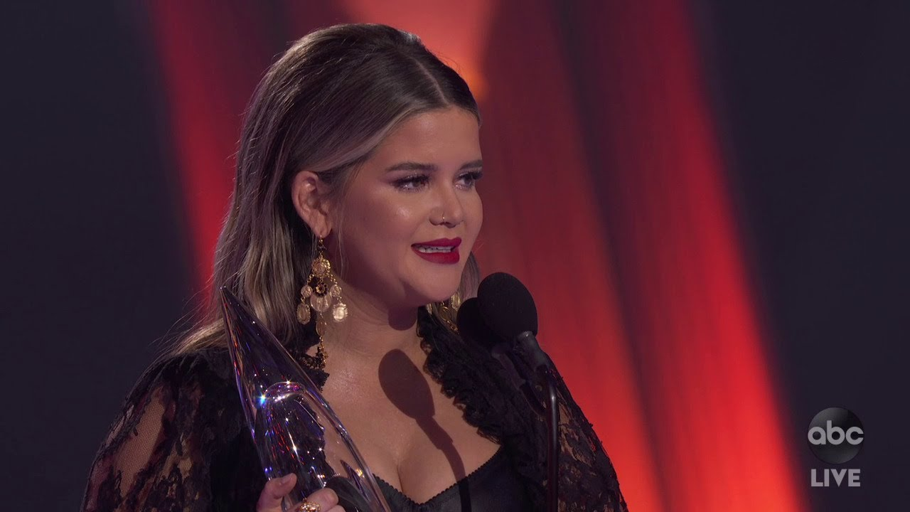 Maren Morris's 'The Bones' Wins Single of the Year - The CMA Awards