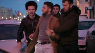 Пранк / Разборка на дороге с кавказцами
