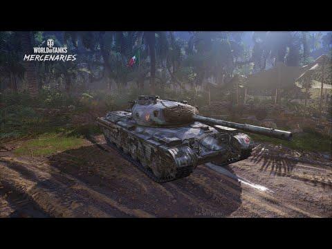 WoT [PS4] Ariete Progetto M35 Mod. 46 - 7,6k Kombi