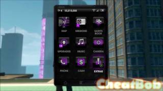 Saints Row the Third : TONS OF CHEATS !