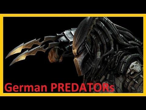 Predators Deutsch