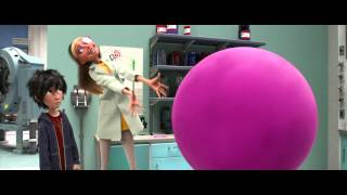 big hero 6   official clip meet honey lemon   available on digital hd blu ray and dvd now